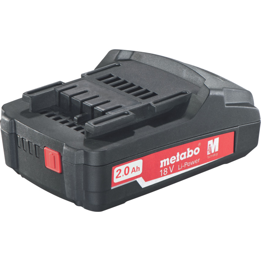 METABO Li-Power 18 V 2.0 Ah